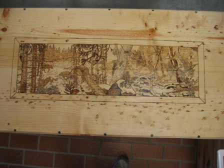 Wood Works Of Cedar Springs Tables