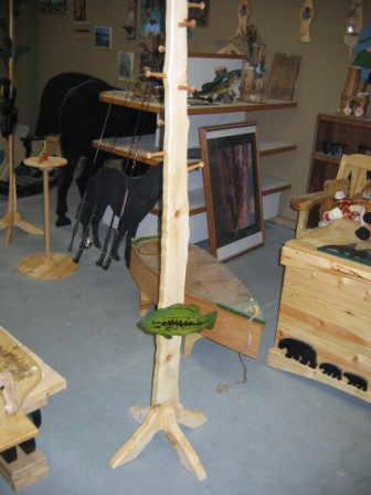 Bass Coat Stand