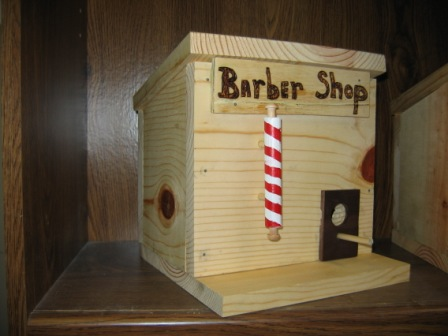 Bird House Barber Shop