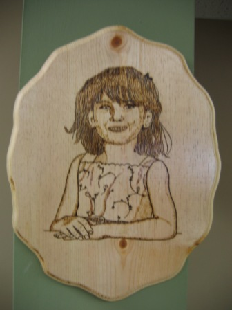 Custom Childs Portrait
