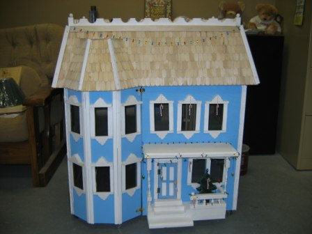 Doll House Front