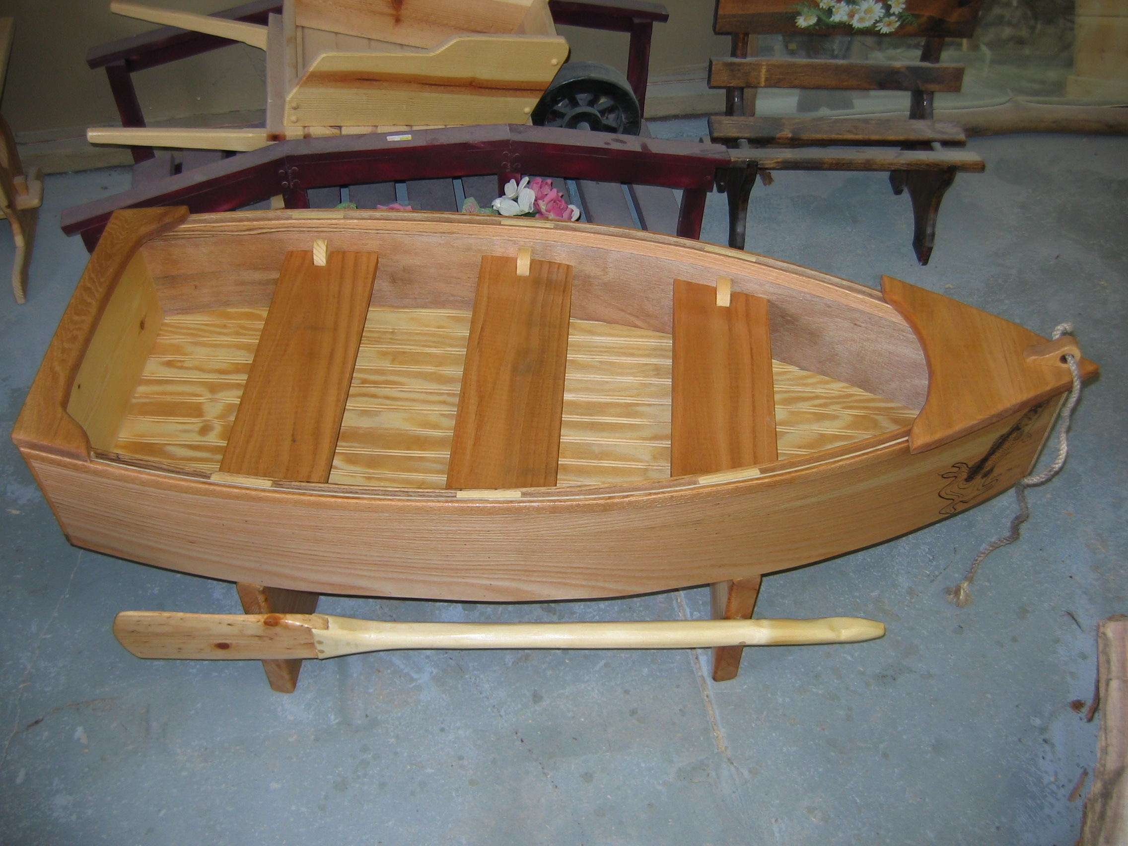 Wood Works of Cedar Springs Tables
