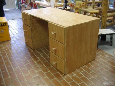 Wood Works of Cedar Springs - Desks